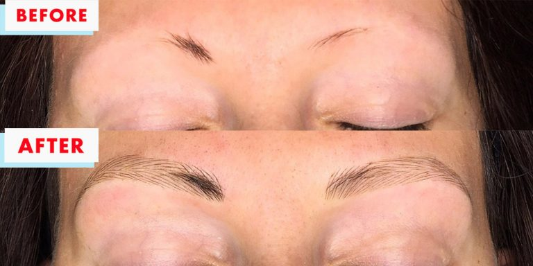 4 Undeniable Benefits of Microblading